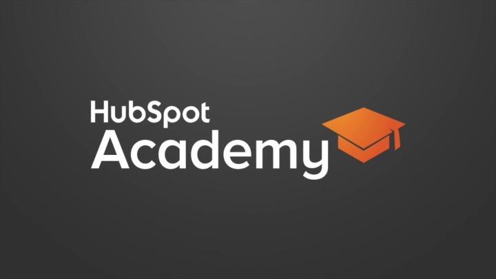 Tilin luonti HubSpot Academyyn ja sertifikaattiensuorittaminen